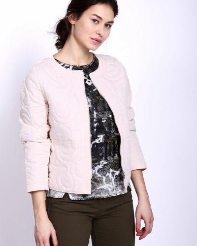 Куртка розовая с подкладкой Pezzo
