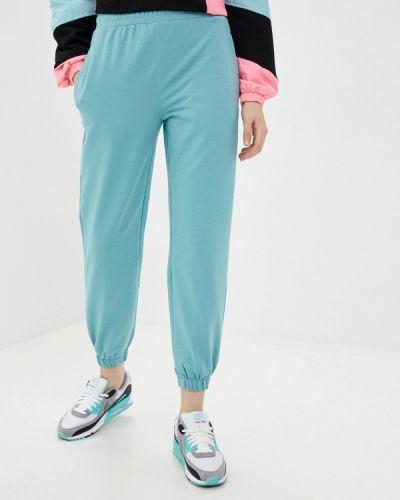 Бирюзовые спортивные брюки Dali