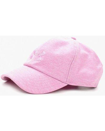 Бейсболка розовый Under Armour