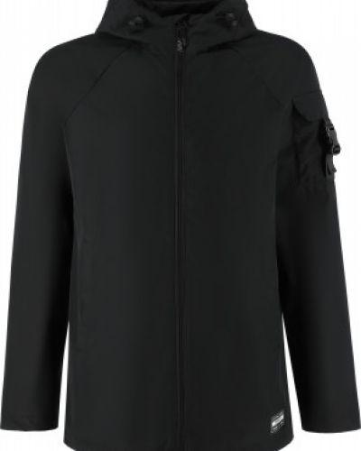 Куртка с капюшоном - черная Termit