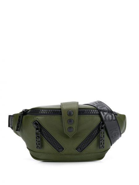 Кожаная сумка Kenzo