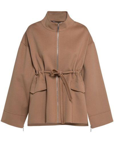 Шерстяная куртка с карманами сафари 's Max Mara