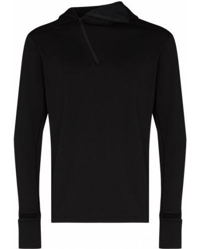 Czarna bluza z printem District Vision