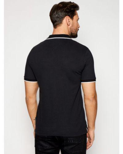 Czarne polo Calvin Klein