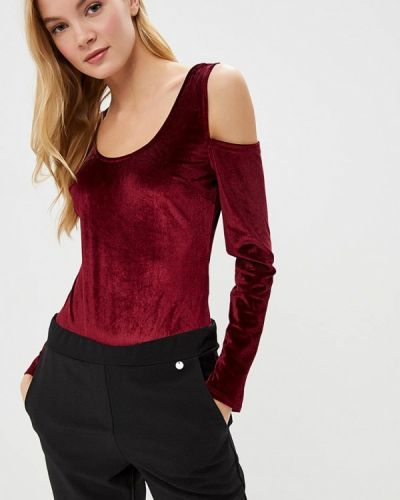 Боди с длинными рукавами блуза Glamorous