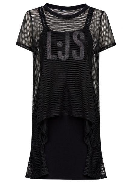 Черное платье Liu Jo