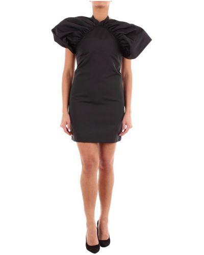 Czarna sukienka mini Givenchy
