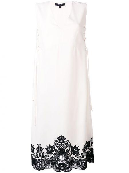 Кружевное платье - белое Derek Lam