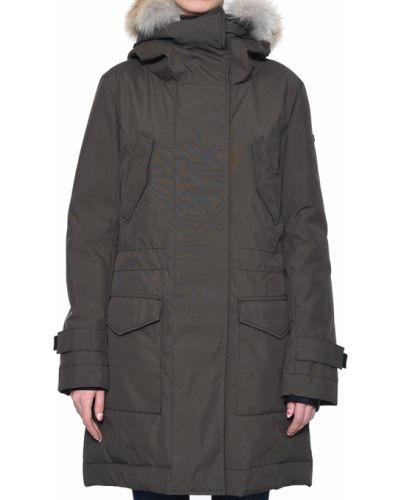 Куртка осенняя коричневая Goldbergh