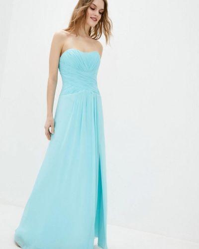 Вечернее платье - бирюзовое Miodress