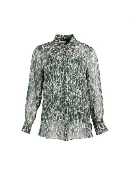 Koszula nocna - zielona Max Mara