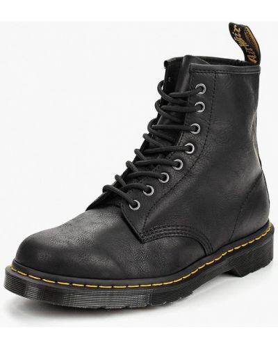 Ботинки осенние кожаные высокие Dr. Martens