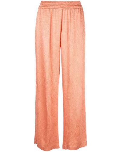 Свободные брюки с поясом свободного кроя Sally Lapointe