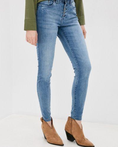 Синие джинсы-скинни узкого кроя Rock Angel