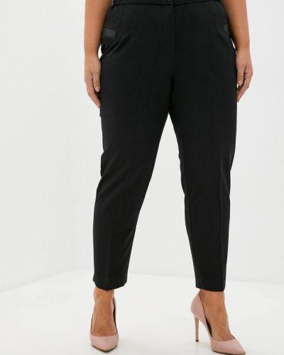 Классические черные классические брюки Intikoma