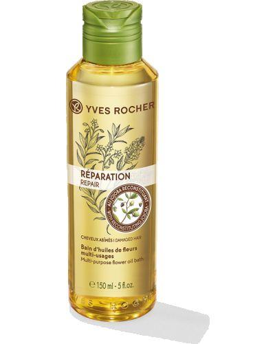 Масло для волос восстанавливающее Yves Rocher