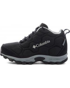 Ботинки мембранные оранжевый Columbia