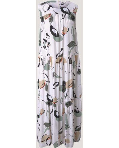 Платье без рукавов круглое Tom Tailor