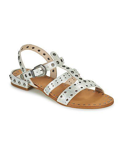 Sandały srebrne Ikks