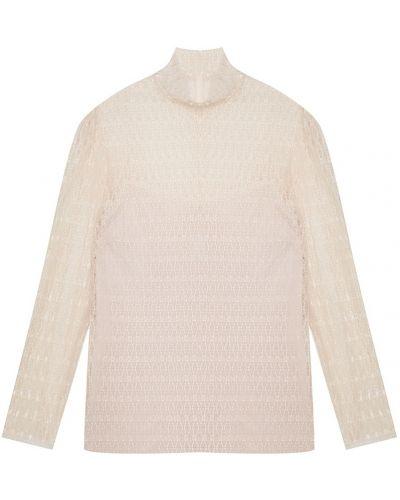 Блузка блузка-трапеция классическая Philosophy Di Lorenzo Serafini