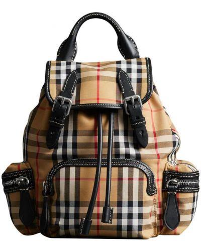 Сумка в клетку сумка-рюкзак Burberry