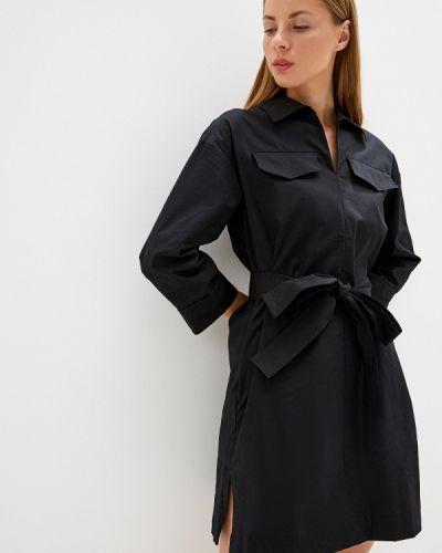 Платье платье-рубашка весеннее French Connection