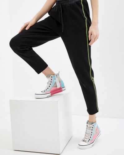 Черные спортивные брюки Ice Play