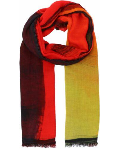Czerwony szalik Faliero Sarti