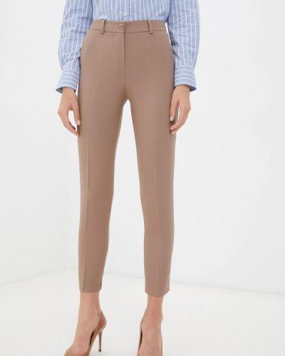 Бежевые брюки осенние Shartrez