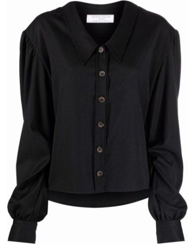 Блузка объемная - серая SociÉtÉ Anonyme