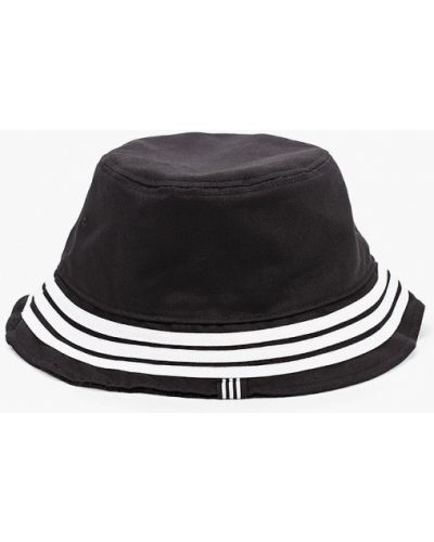 Черная панама Adidas Originals