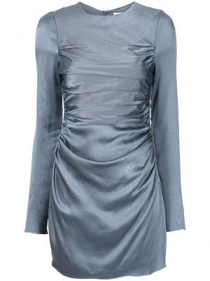Синее платье с вырезом Shona Joy