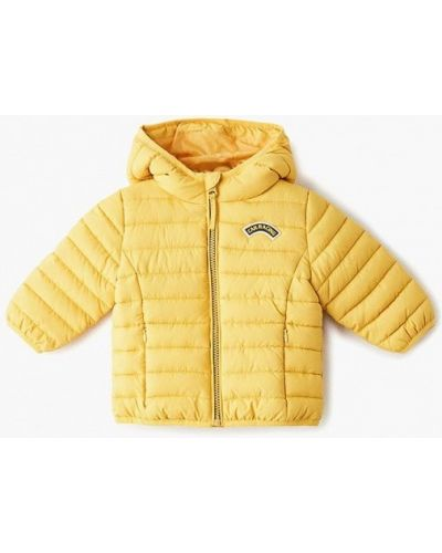 Куртка весенний желтый Modis