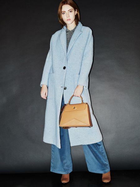 Шерстяное пальто Ballantyne