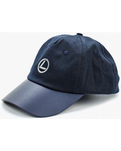 Синяя бейсболка Luhta