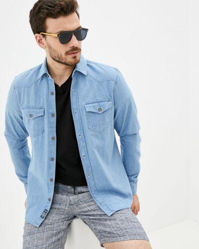 Джинсовая рубашка Giorgio Di Mare