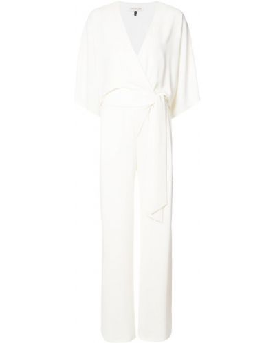 Белый костюм Halston Heritage