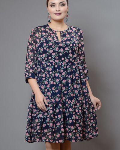 Шифоновое платье миди Avigal (avrora)
