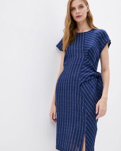 Повседневное платье - синее Argent