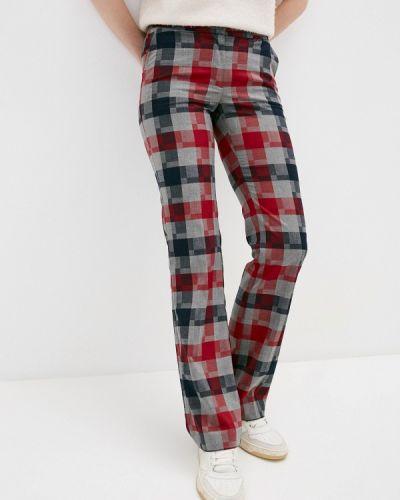 Классические брюки - серые мадам т