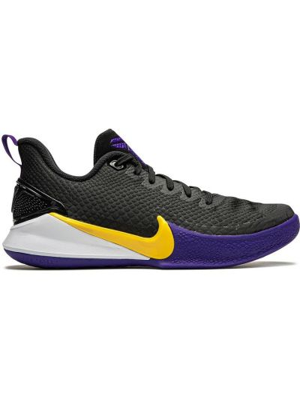 Черный кружевной топ на шнуровке Nike