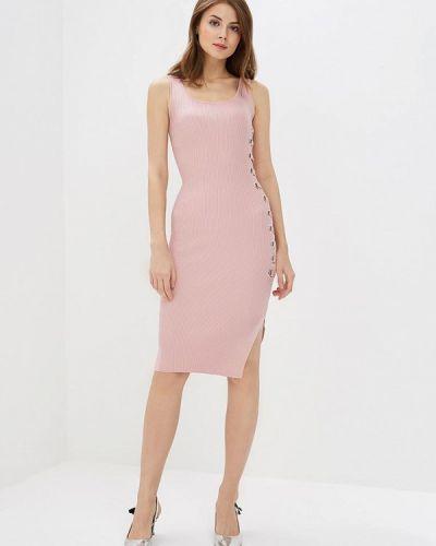 Платье весеннее розовое Jean Louis Francois