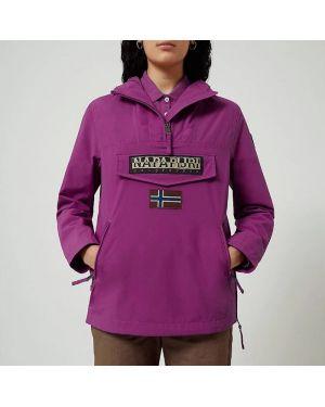 Розовая куртка Napapijri