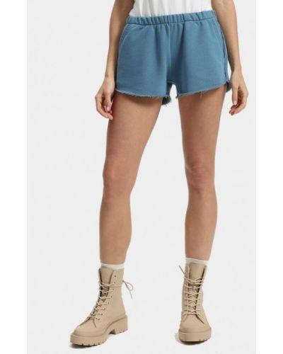 Спортивные шорты - голубые Lezzarine