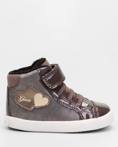 Комбинированные повседневные ботинки Geox