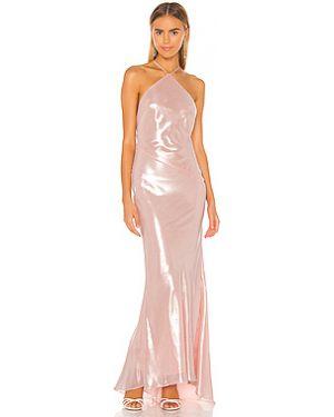 Вечернее платье на молнии Michael Costello