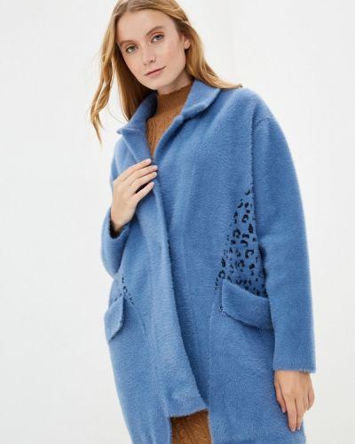 Синее пальто Grand Style