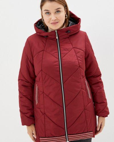 Утепленная куртка - бордовая Wiko
