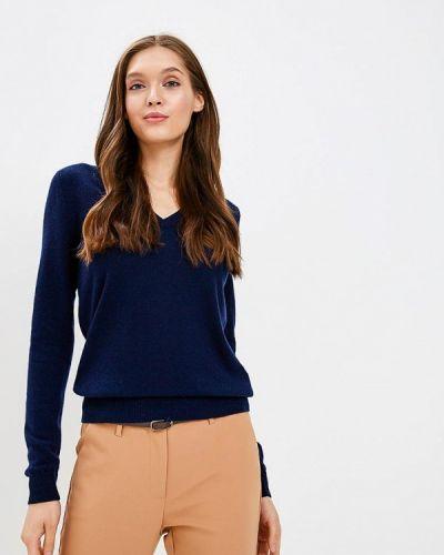 Синий пуловер United Colors Of Benetton