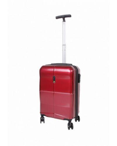 Красный чемодан Sunvoyage